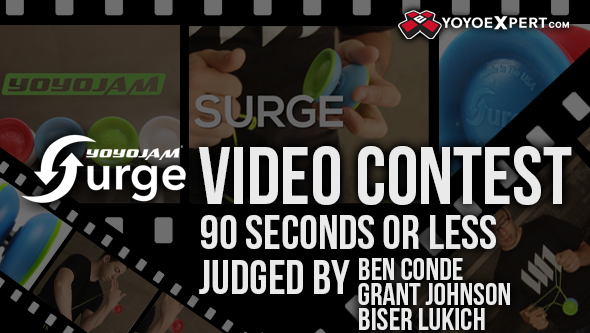 YoYoJam Surge Video Contest