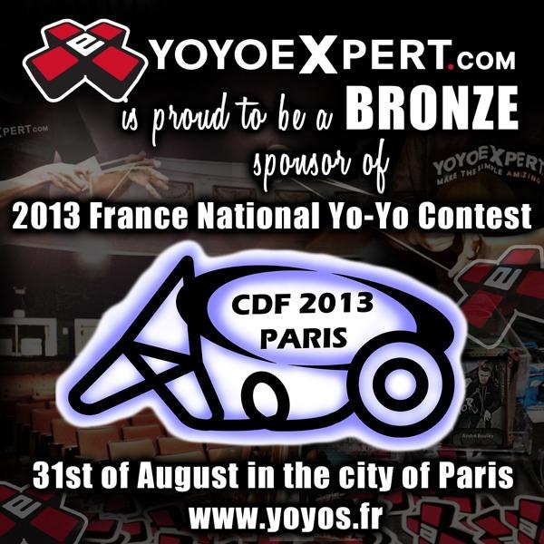 2013 France National Yo-Yo Contest