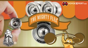 The YoYoFactory Mighty Flea RETURNS