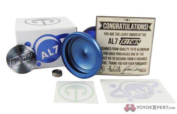 AL7 Triton G-Squared