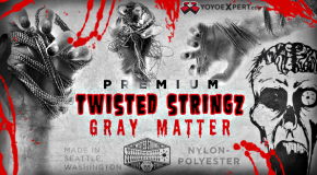 Twisted Stringz | Gray Matter