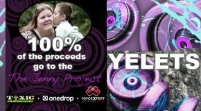 Jenny Project Yelets   Charity Fundraiser