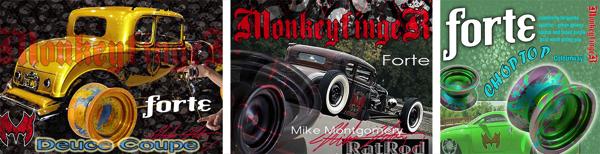 MonkeyFinger-Forte