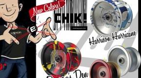 OneDrop CHIK | Dragon's Den & Harrison Hurricane Editions