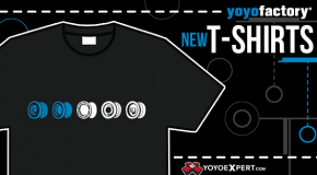 YoYoFactory – Hand Drawn Logo Shirt