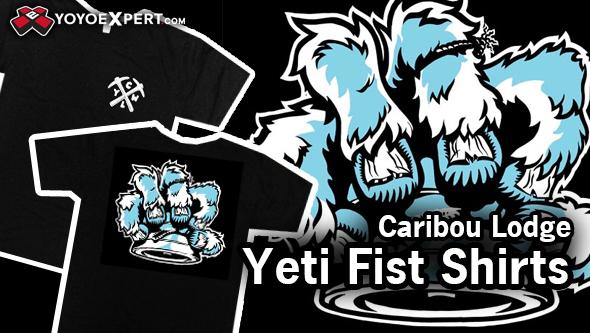 Yeti-Fist-T-Shirt