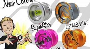 YoYoFactory Restock | SuperStar, SPLASH CZM84VK, & SPLASH POPStar