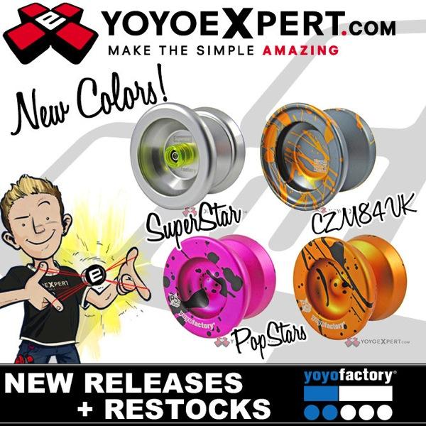 YoYoFactory RESTOCK