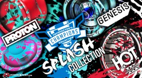 YoYoFactory SPLASH Edition Champions Collection