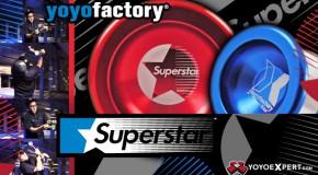 YoYoFactory SuperStar is BACK.