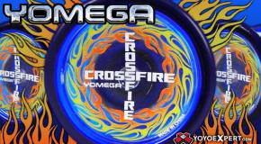 Yomega Crossfire – New Plastic Yo-Yo