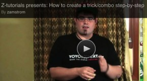 How to CREATE a Yo-Yo Trick | @ZammyIckler