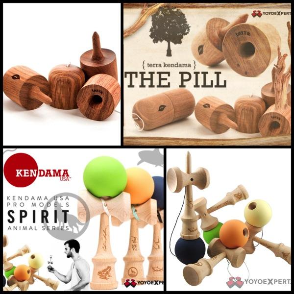 KENDAMA USA Restock Pill PRO