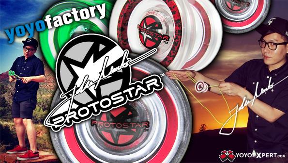 New YoYoFactory ProtoStar Colors