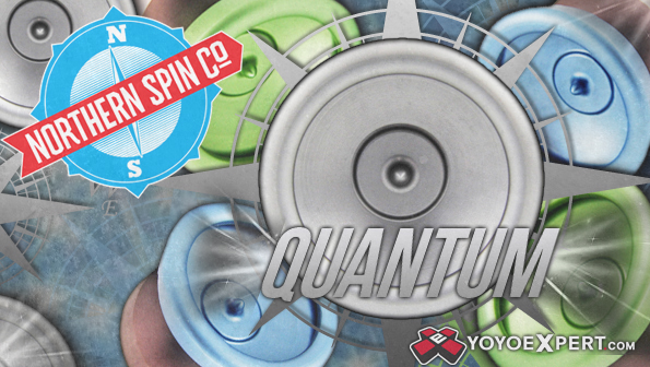 NorthernSpin Quantum YoYo