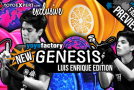 YoYoFactory New Genesis, ProtoStar, 1080, Bearing-Sticker Pack, SuperStart T-Shirt