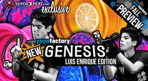 YoYoFactory New Genesis, ProtoStar, 1080, Bearing-Sticker Pack, SuperStart T-Shirt