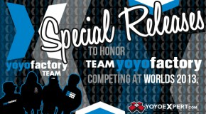 YoYoFactory Worlds Releases & Updates!