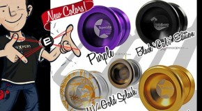 New SuperStar Colors from YoYoFactory!