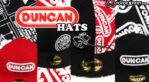 New Duncan Fitted Hats!