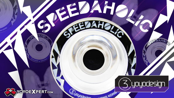 Speedaholic C3yoyodesign