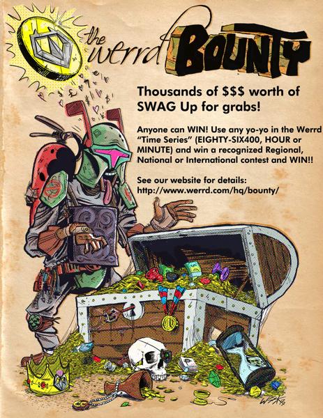 Werrd-Bounty