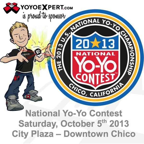 2013 National Yo-Yo Contest Chico