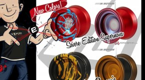 New SuperNova and New Genesis | YoYoFactory