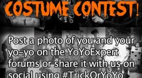 Third Annual Halloween Costume Contest!