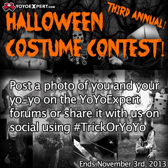 2013 YoYoExpert Halloween Costume Contest