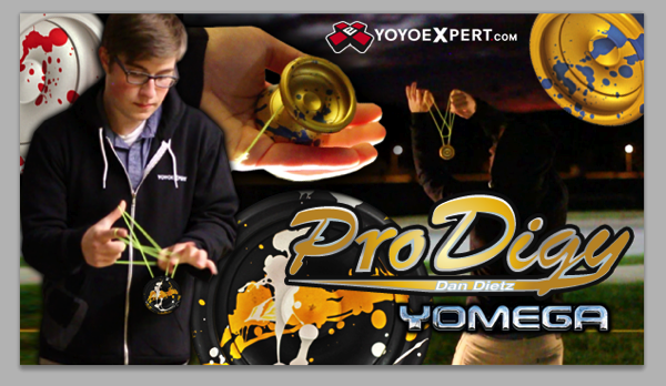 Dietz Prodigy YoYo