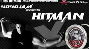 Official Release of HITMAN X by YoYoJam