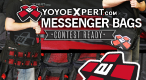 New YoYoExpert Messenger Bag