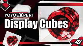 New YoYoExpert Acrylic Display Cubes