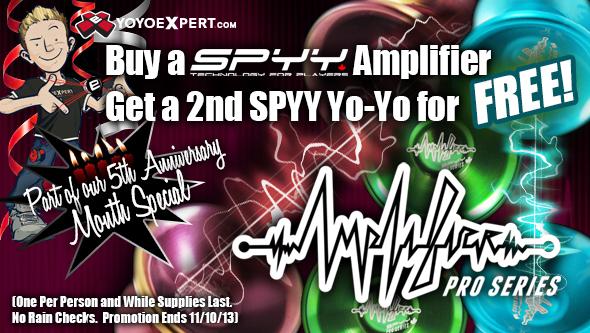 SPYY Promotion