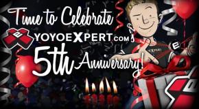YoYoExpert 5th Anniversary!