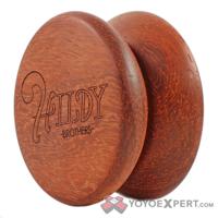 currier wooden yoyo