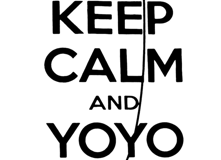 Keep Calm And Yo-Yo T-Shirt Now Available!