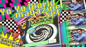 Classic Yo-Yo World Magazine Set!