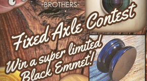 Hildy Brothers Fixed Axle Instagram Contest!
