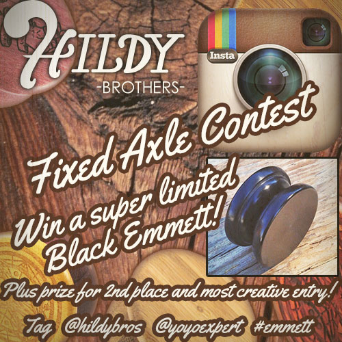 Hildy Bros Instagram Contest