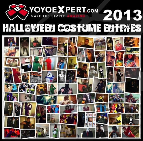 2013 Halloween Costume Entries YoYoExpert