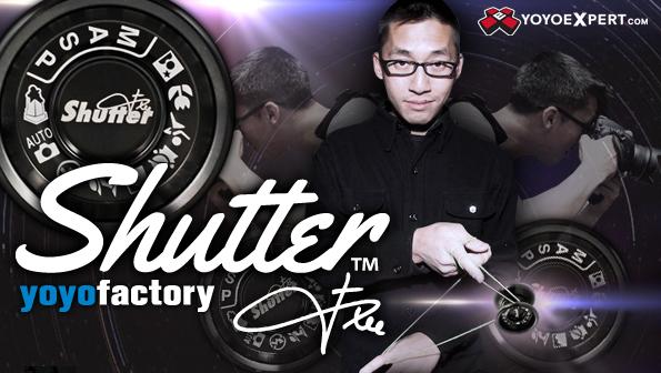Jason Lee Shutter YoYoFactory