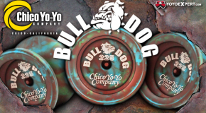 New Chico Yo-Yo Company Bull Dog 225