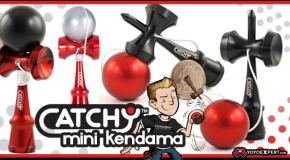 Catchy Mini Metal Kendama