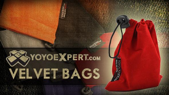 yoyoexpert velvet bag