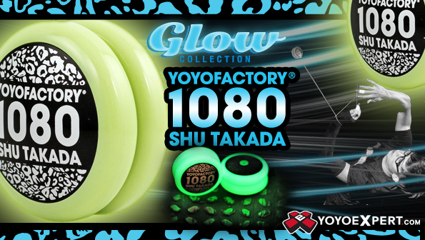 yoyofactory glow collection