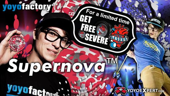 Free Severe SuperNova Deal