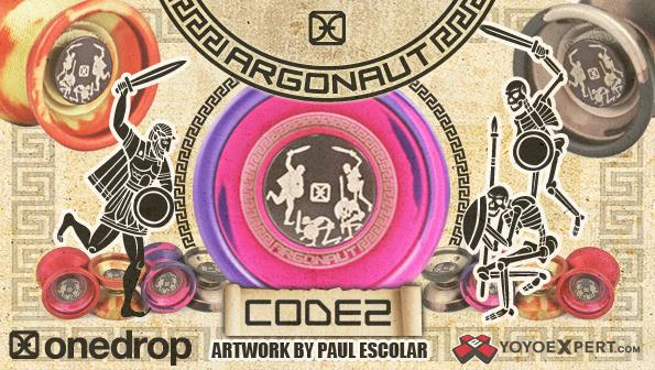 OneDrop Argonaut Code 2