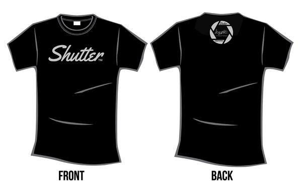 Shutter T-Shirt YoYoFactory